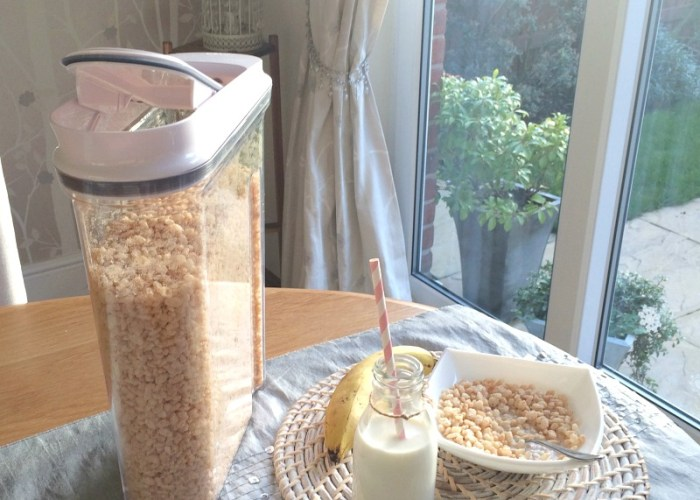 Food storage solutions with Oxo