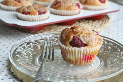 Berry Streusel Muffin Recipe