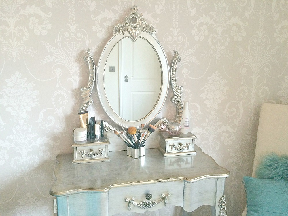 Decorative Dressing Table ~ Home decor my dressing table tour lets talk mommy