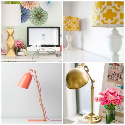 Modern Lighting // Home Decor