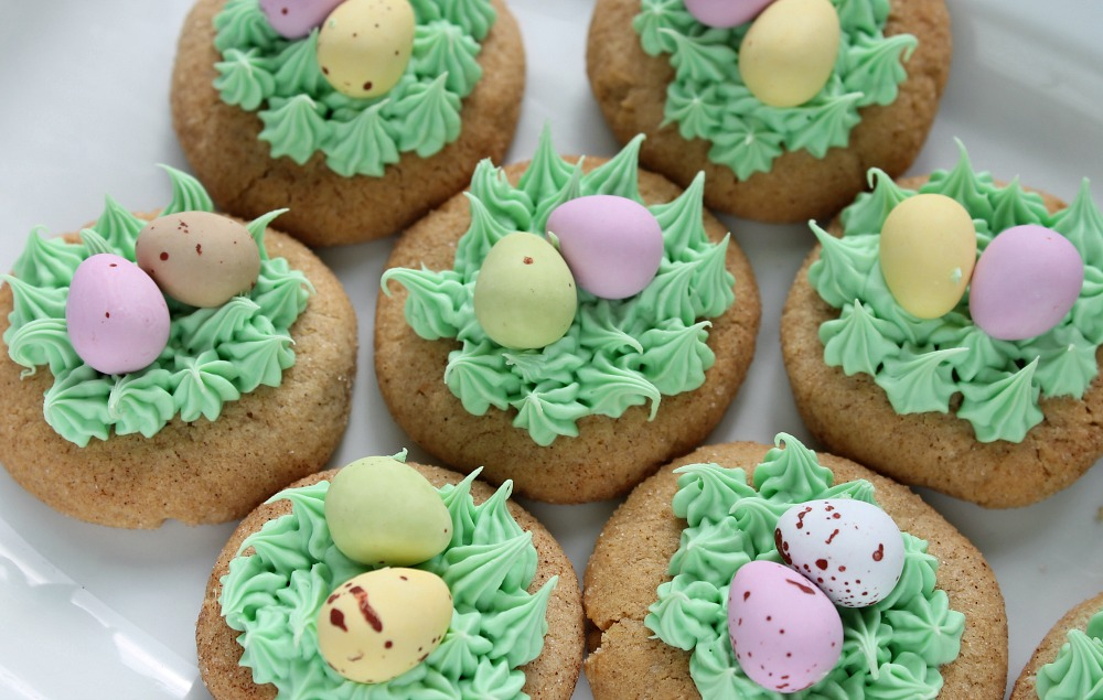Easter Snickerdoodle Cookie Recipe