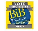 Brilliance in blogging awards 2015 vote here