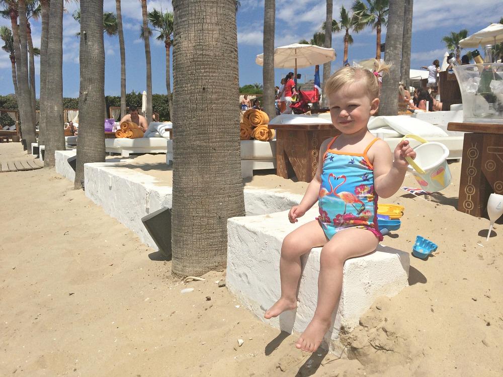 Nikki Beach Marbella Spain Family Traveling