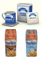 Win Horlick malty drink goodie hamper giveaway
