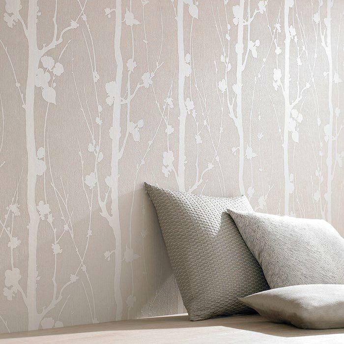 Graham & Brown Solitude Beige Wallpaper Home decor
