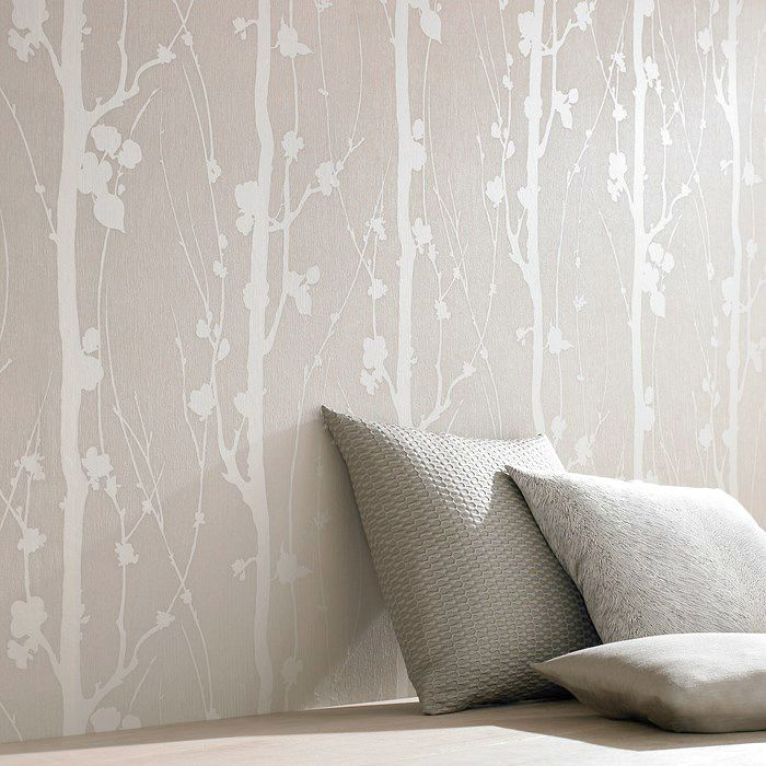 Graham & Brown Solitude Beige Wallpaper Home decor