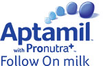 Aptamil with Pronutra+ Follow On Milk