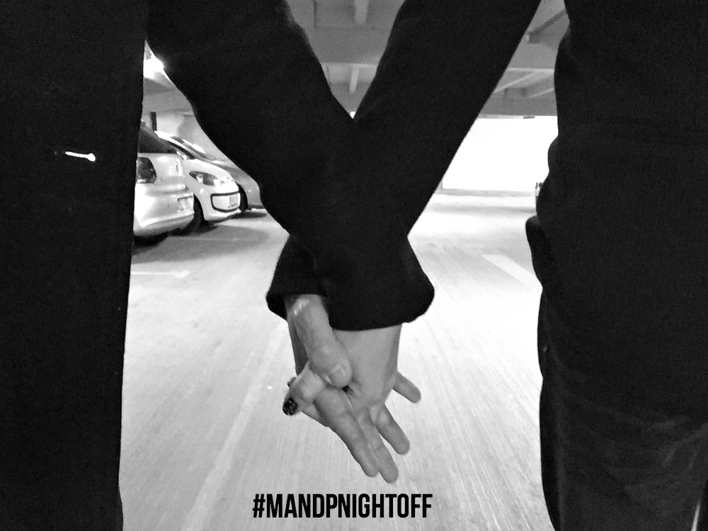 A gift for parents that is needed #MandPnightoff