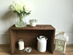 Lilly Loray Wood Crate Review + Win competition Styling the Seasons February