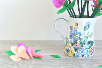 Mother's Day crafting with Cath Kidston a craft kit