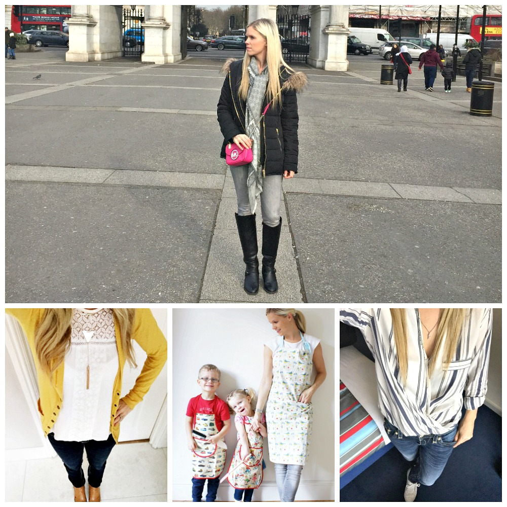 What I wore this week #littleloves
