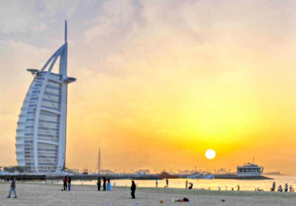 Dubai romantic getaway