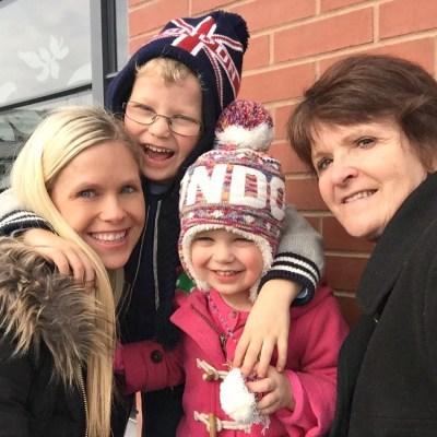 Family Weekend Getaway to Blackpool