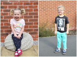 H&M Top and Bottom Deal Only £6.99 for Spring Kidswear Kids clothes Spring sale