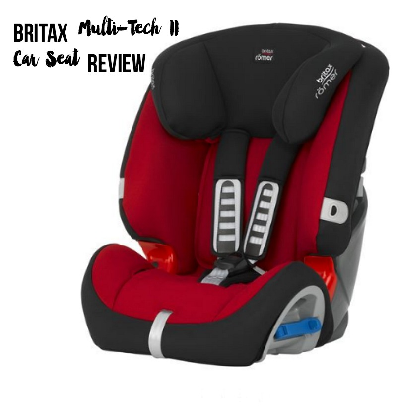 Britax Multi-Tech II Car Seat Review