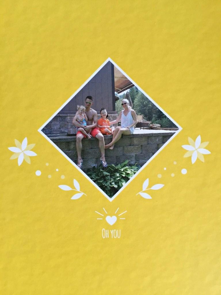cheerz family photo album review