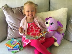 LeapFrog Read With Me Scout Review educational reading toy