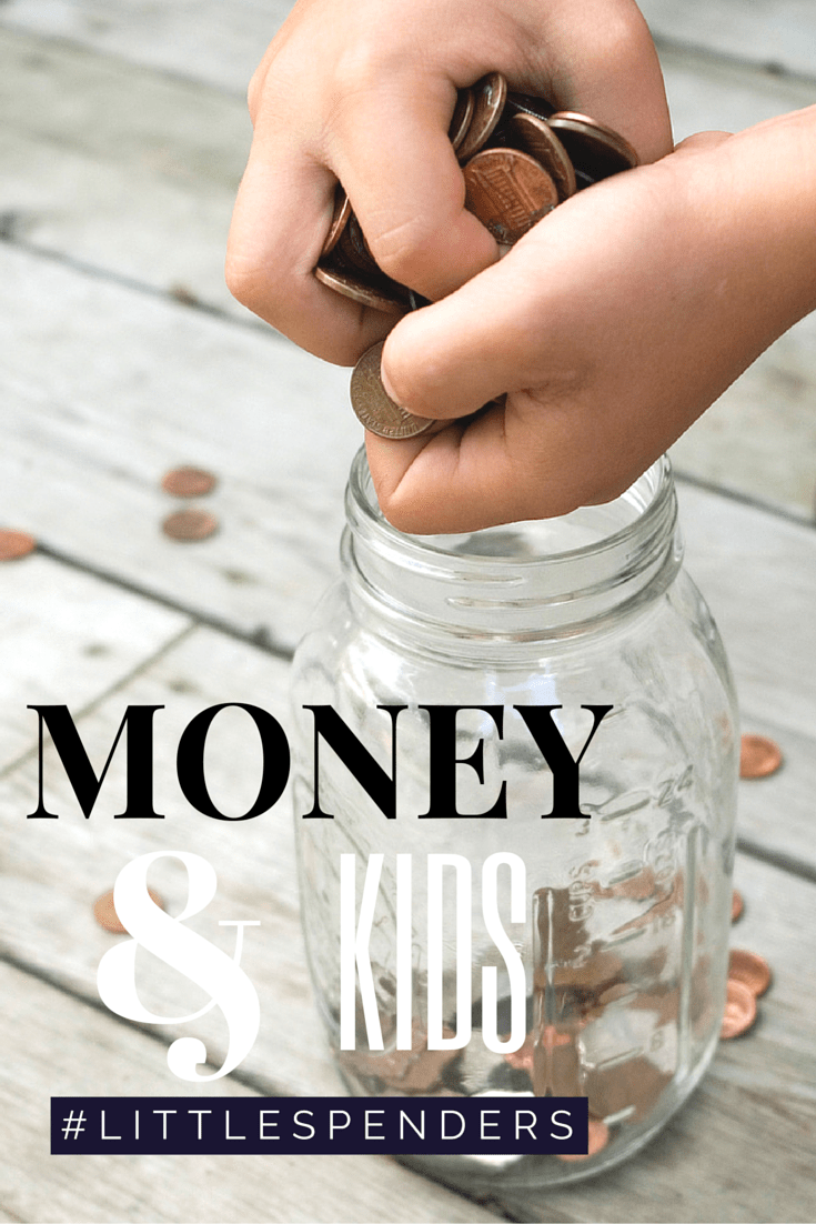 how my children understand money #littlespenders and competition