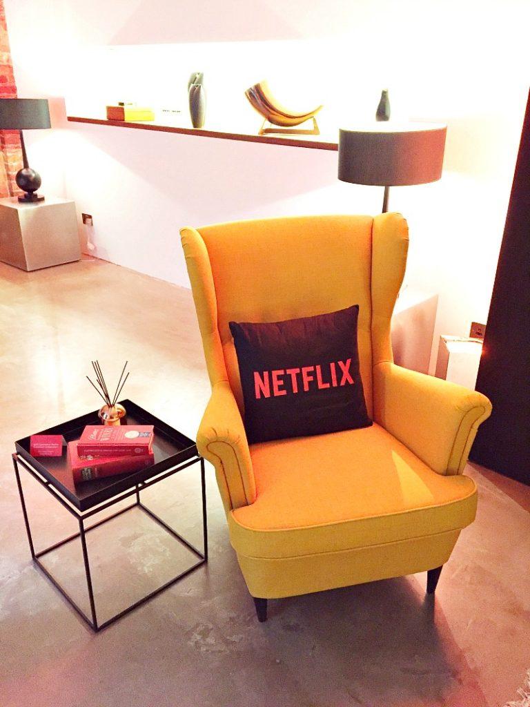 Bring Netflix to Life Stream Team