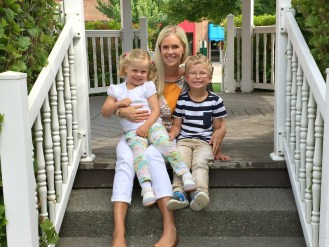 parenting fantasies v.s. realities with Bassetts Vitamins family