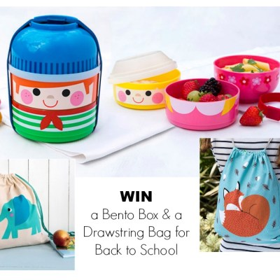 "A ""Back to School"" with Bento Boxes"