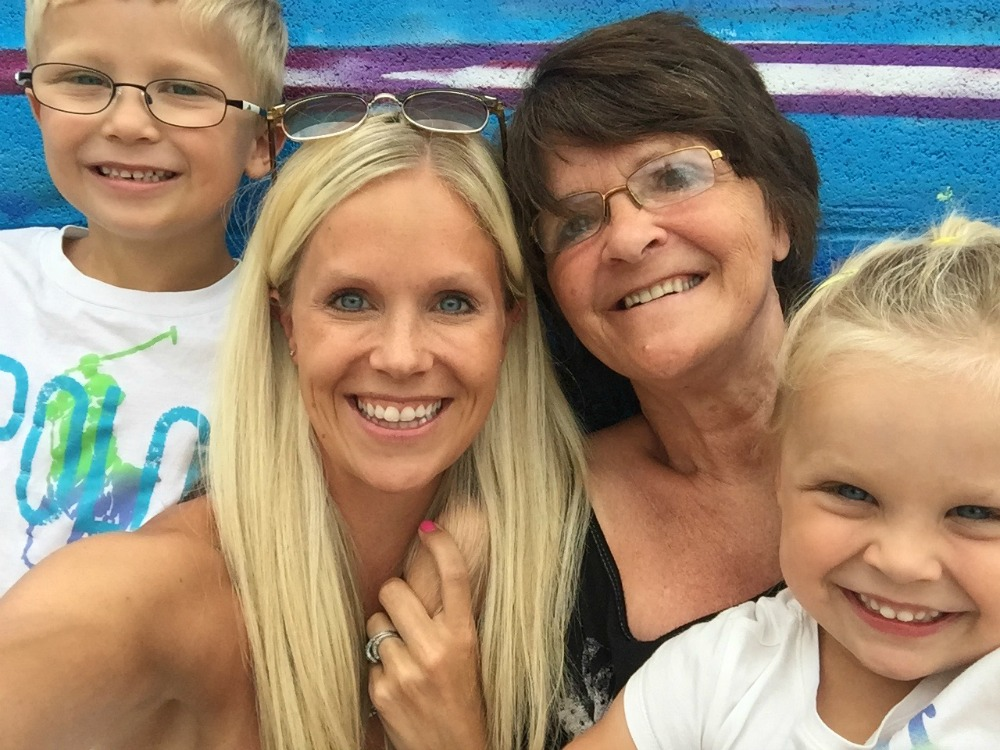 Me & Mine August 2016 a family photo project