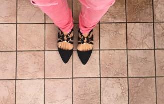 #floorselfies Luxury Flooring A week on my feet