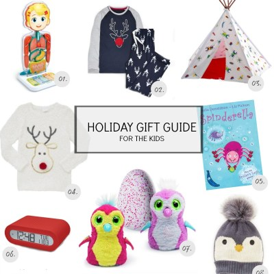 Holiday Gift Guide for the Kids