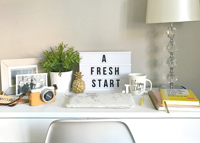 A Fresh Start #littleloves