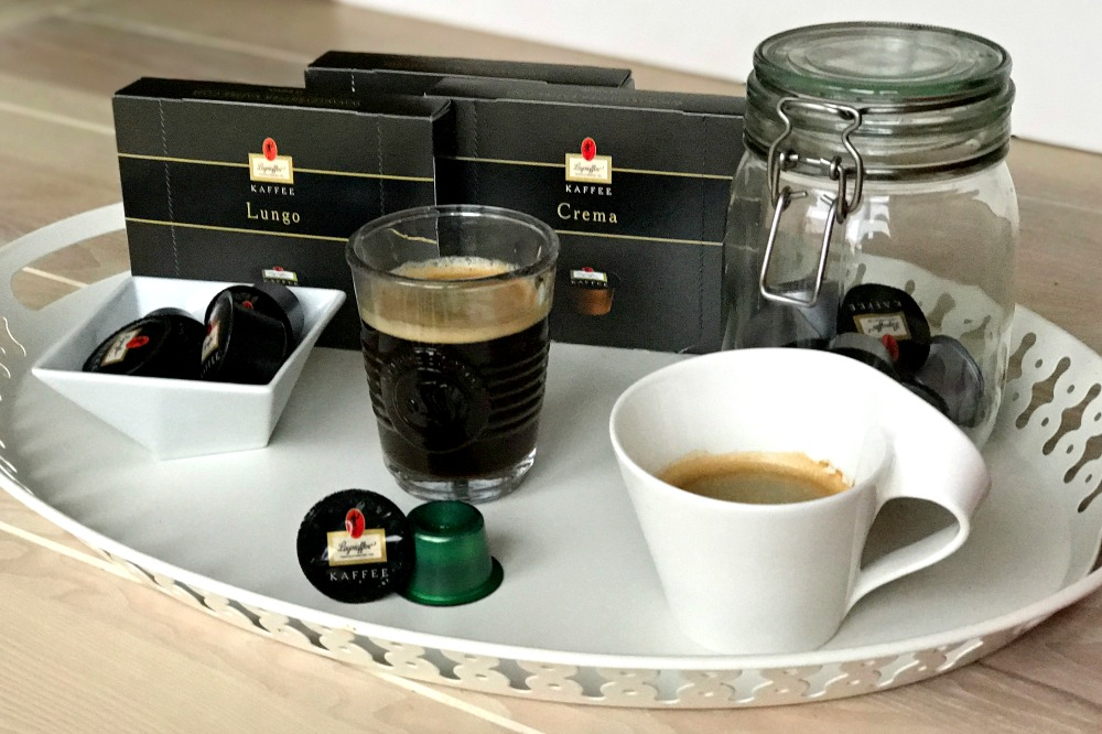 leysieffer kaffee coffee capsule machines for connoisseurs. Black Bedroom Furniture Sets. Home Design Ideas