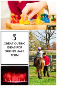 5 Great Outing Ideas for Spring Half Term