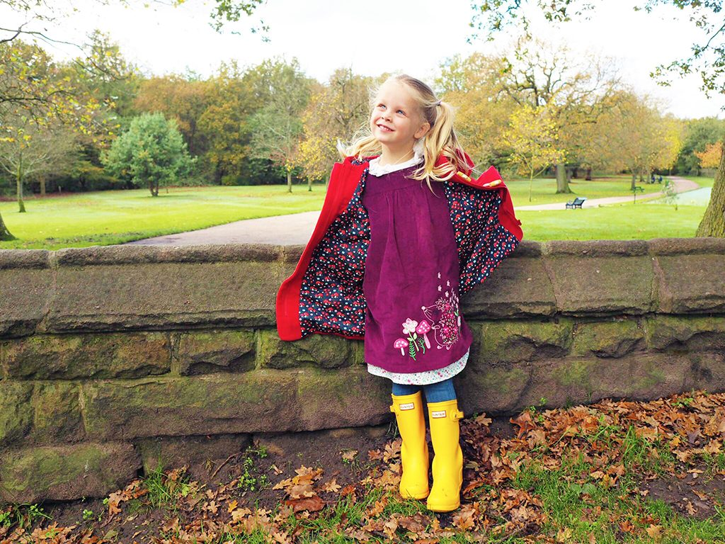 Jojo Maman Bebe Girls Winter Wardrobe