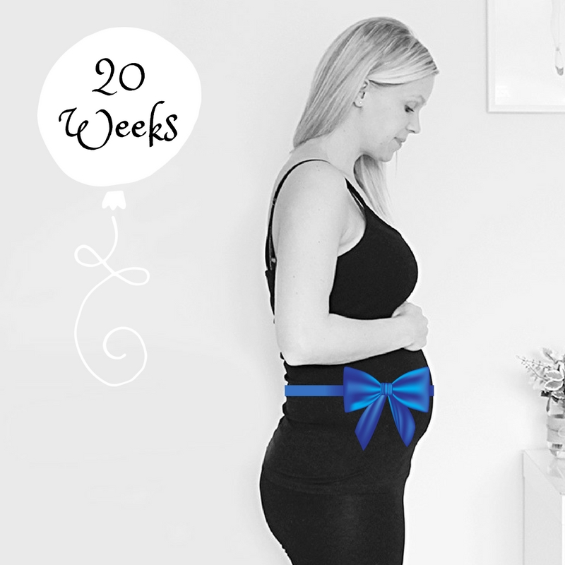 20 Weeks Pregnant Pregnancy Diaries Bump Watch
