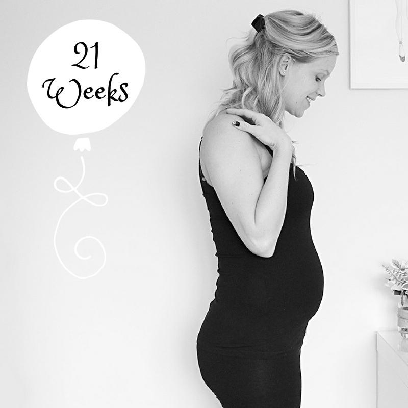 21 Weeks pregnant Pregnancy diaries Bump Watch