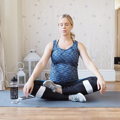 5 Pregnancy Pilates Moves + The Value of Movement with Matalan