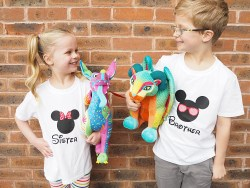 February Siblings Project Disney Pixar Coco character toys giveaway