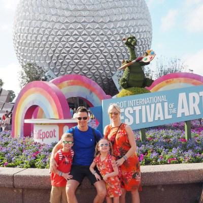 Walt Disney World Epcot Theme Park