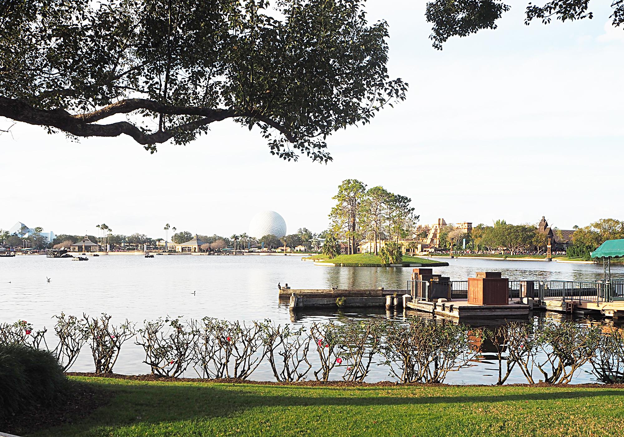 Walt Disney World Florida Epcot Theme Park Family Travel America