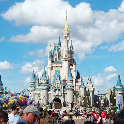 Walt Disney World Magic Kingdom Theme Park