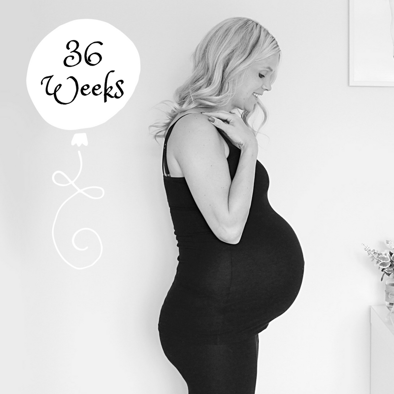 pregnancy 36 weeks bump watch pregnant diaries