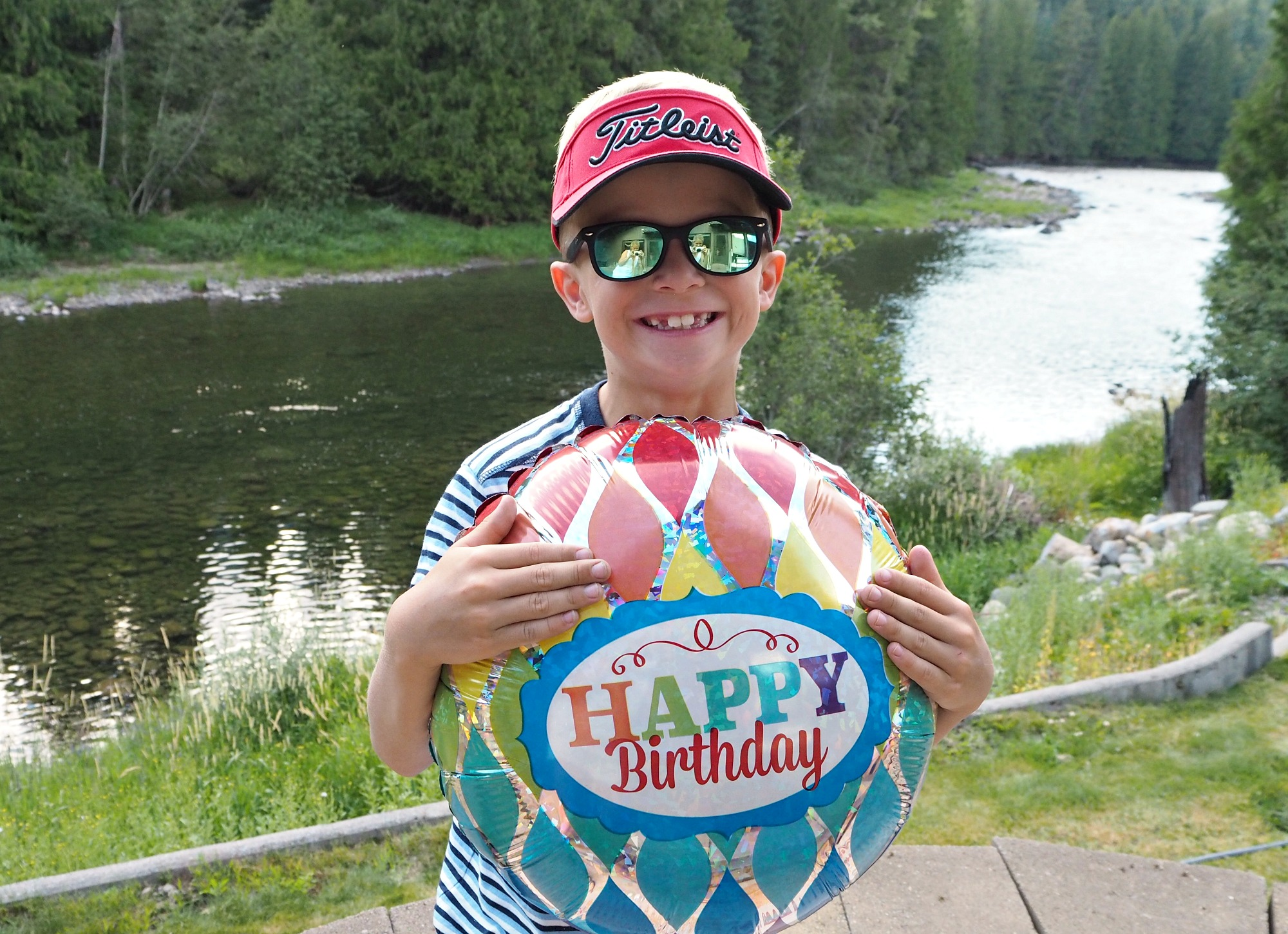 A seventh birthday for my biggest boy party