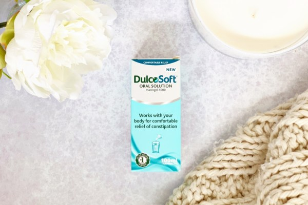 DulcoSoft Gentle Constipation Medicine for pregnant, breastfeeding, children or adults