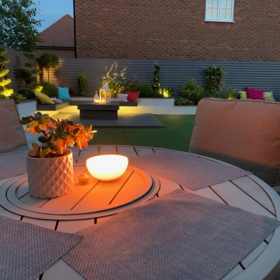 Creating Perfect Summer Ambience with Garden Lighting