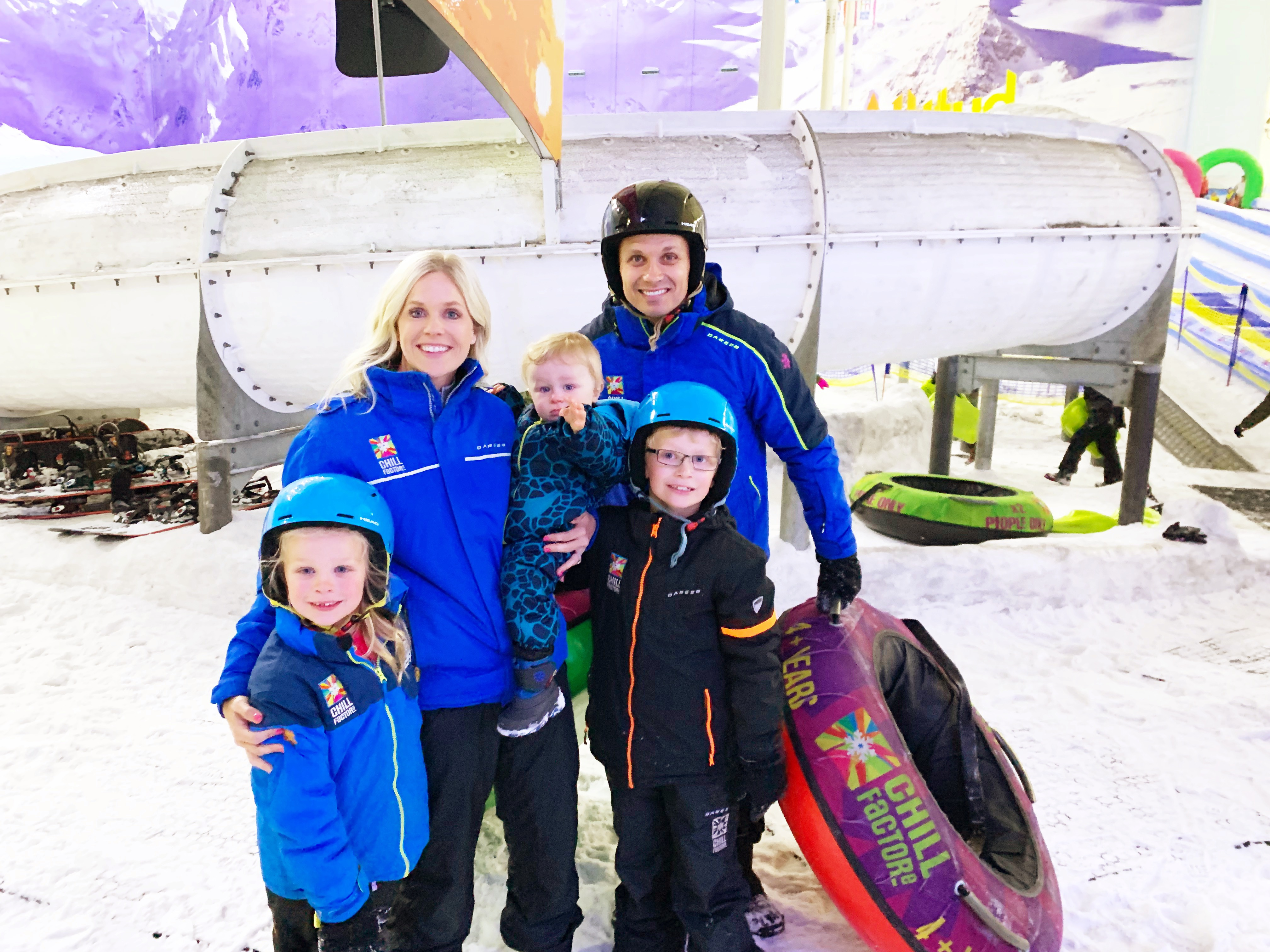 Chill Factore Manchester's Best Family Entertainment Day Out