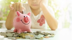 How to save money for your kids