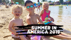 a glimpse into our american summer life abroad 2019