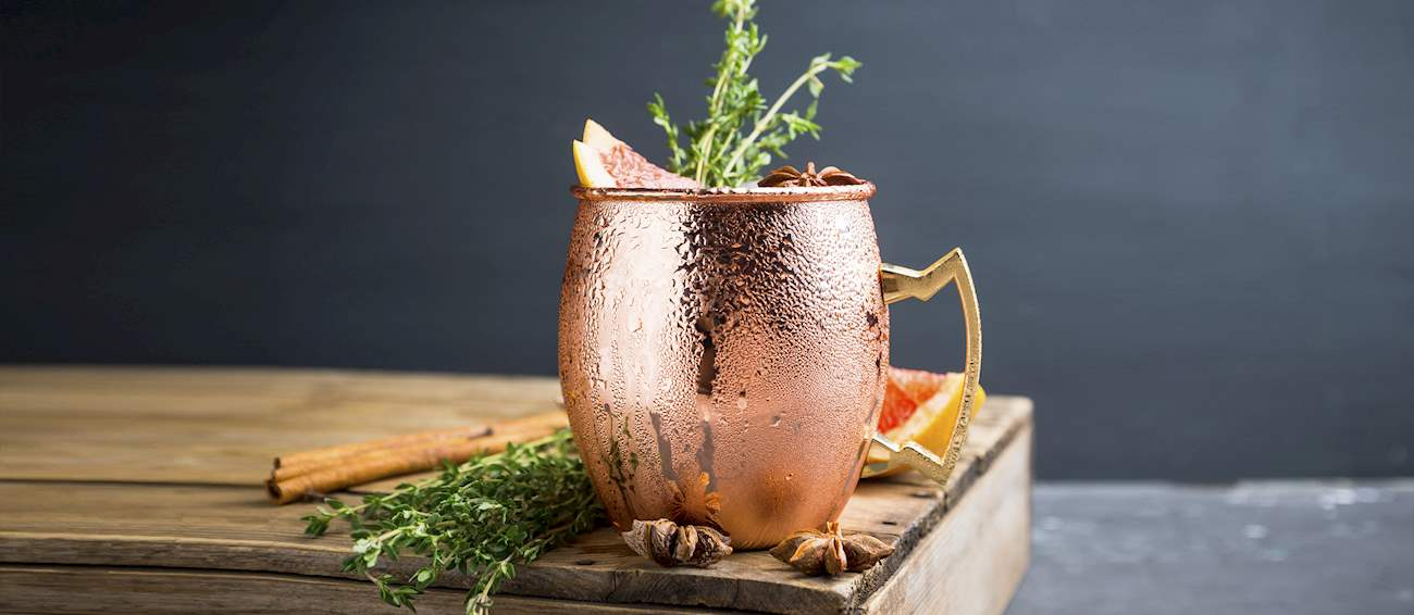 Moscow Mule New York USA