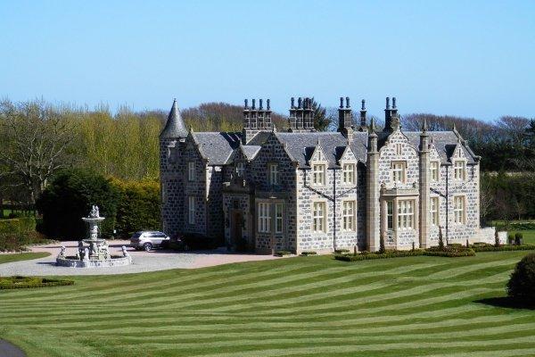 scotland b&b house golf