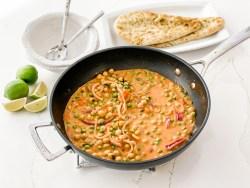 chickpea coconut curry recipe