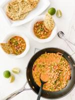 chickpea curry recipe vegan ideas